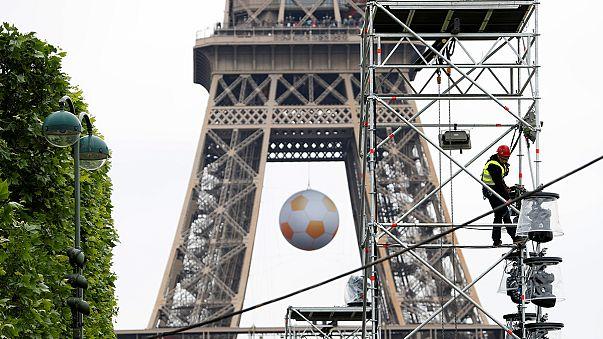فرنسا: تعزيزات أمنية مشددة قبل انطلاق صافرة بطولة أمم أوروبا