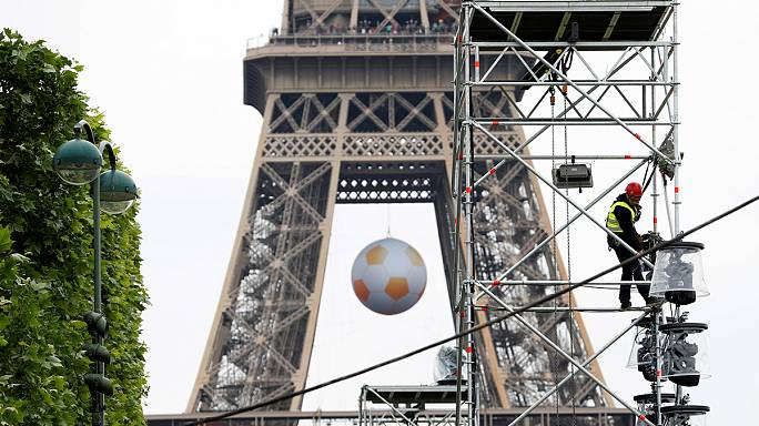 France steps up security ahead of Euro 2016