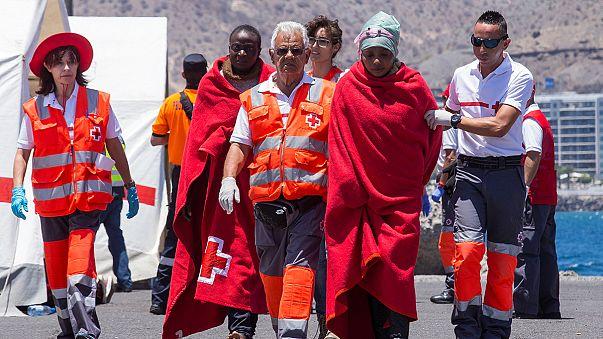 União Europeia quer travar migração com investimento externo
