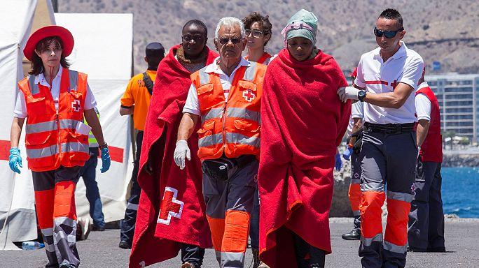 AB göçmen krizine yönelik yeni planını açıklayacak