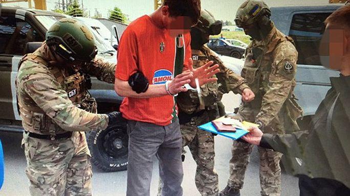 France seeks more information on attacks suspect held in Ukraine