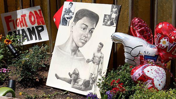 Große Trauerfeier für Muhammad Ali