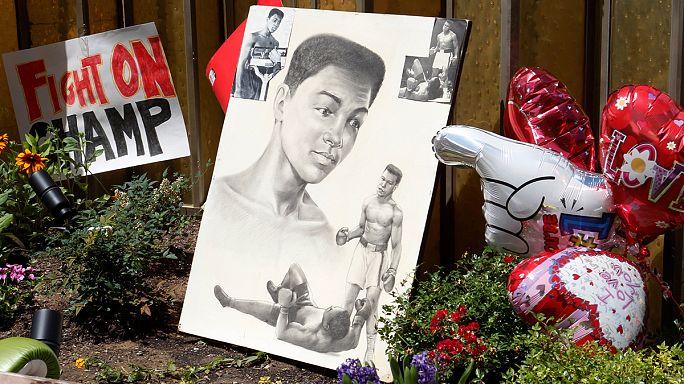 Muhammad Ali temetésére készül szülővárosa