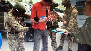 Ukraine arrests man plotting Euro 2016 terror attacks