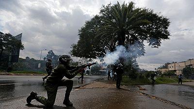 Kenya : au moins un mort dans des manifestations de l'opposition