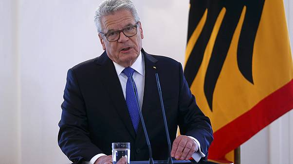 El Presidente alemán, Joachim Gauck, no optará a la reelección por motivos de salud y de edad
