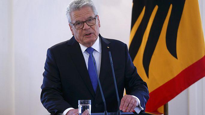Kora miatt nem indul második mandátumért a német elnök