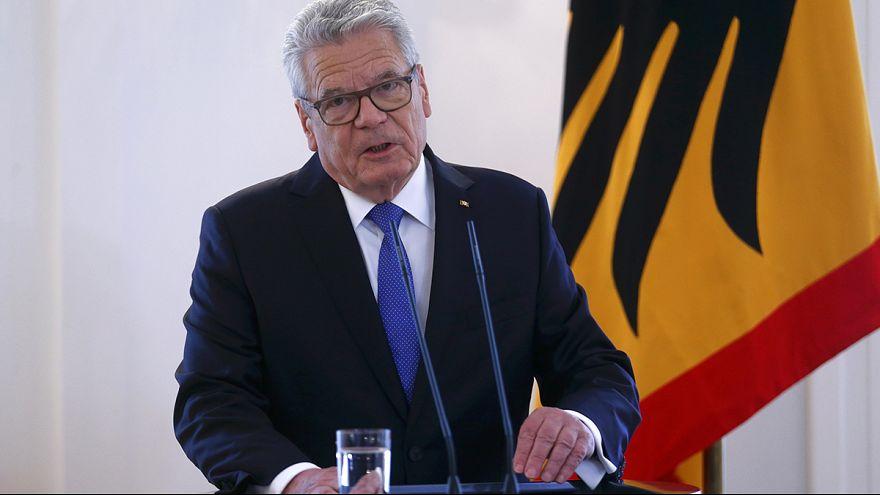 Alemanha: presidente não vai lutar por segundo mandato