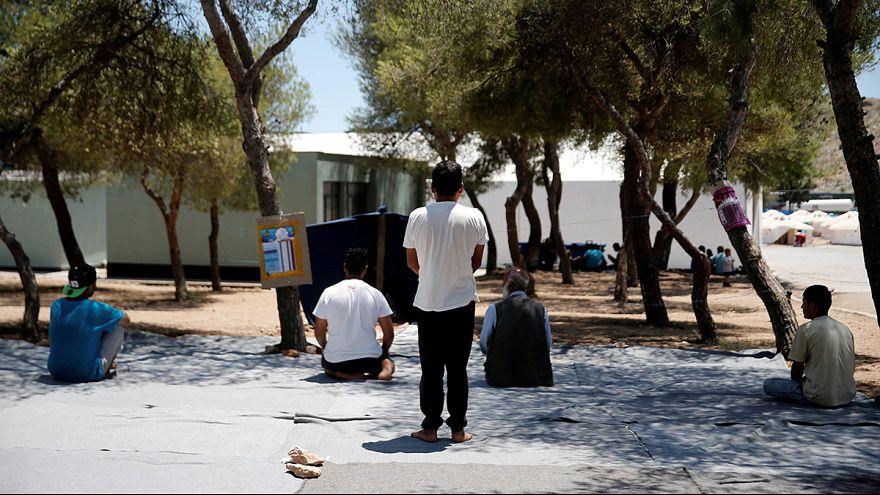 پناهجویان در اردوگاهها ماه رمضان را با دلتنگی آغاز کردند