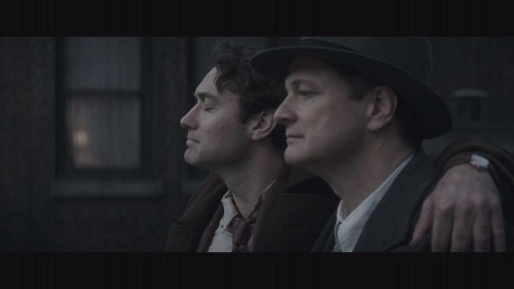 """Colin Firth als genialer Verleger in """"Genius"""""""