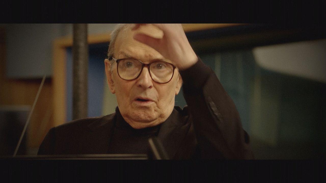 Stop tecnico per Ennio Morricone