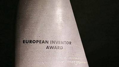 European Inventor Award 2016