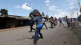 Kenia: Demonstranten fordern Rücktritt der Wahlkommission