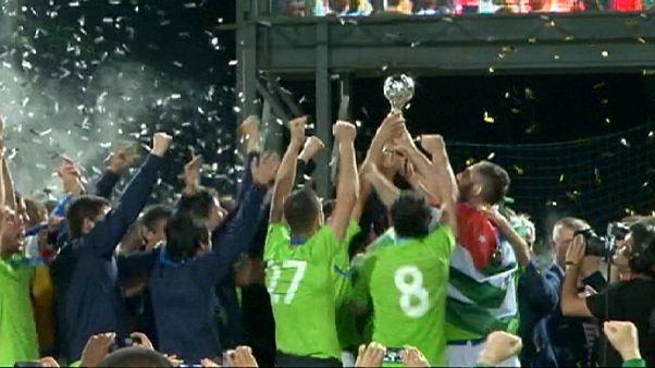 Dünya Şampiyonu Abhazya!
