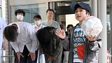 Abandoned Japanese boy Yamato Tanooka leaves hospital