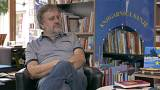 "Slovenian philosopher Slavoy Zizek warns about ""new invisible walls"""