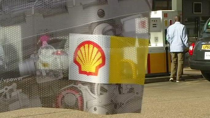 """""""رويال داتش شل"""" تعلن عن بيع المزيد من الأصول وخفض التكاليف بسبب تراجع أسعار النفط"""