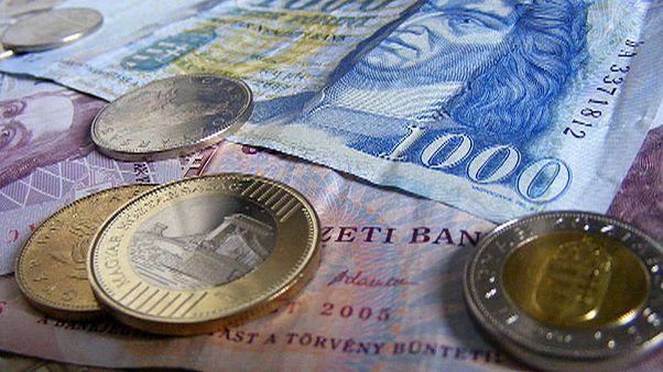 Csökkenő forgalmi adók Magyarországon