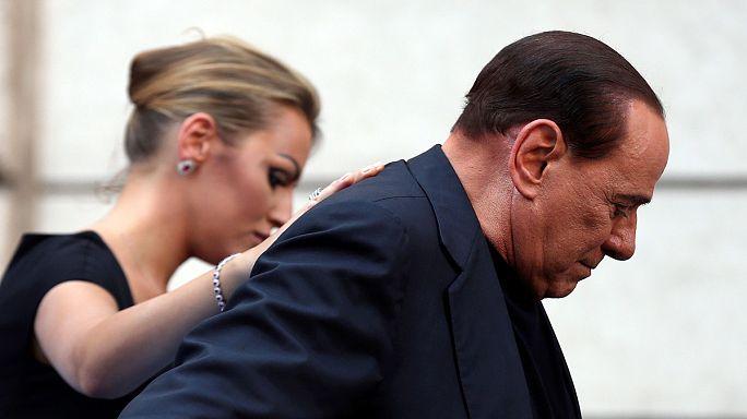 Italy: Ex-PM Berlusconi in hospital