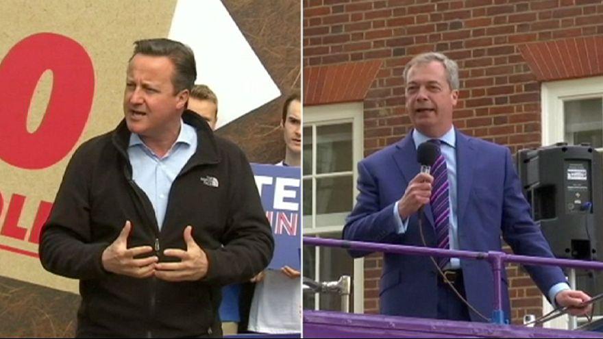 'Brexit' referandumuna günler kala tartışma kızıştı