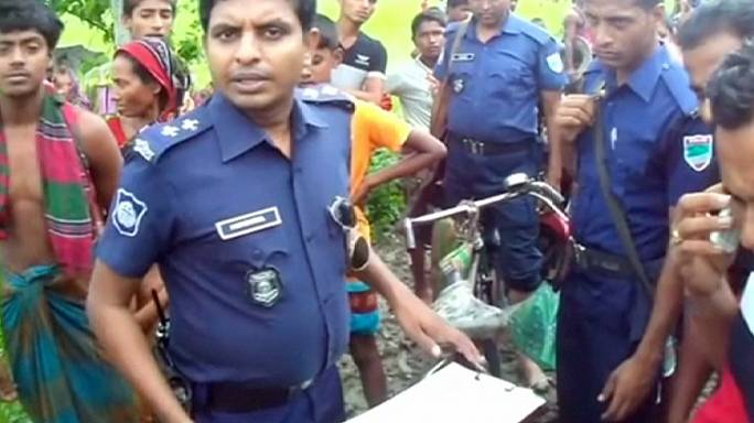 Elvágták a hindu pap torkát Bangladesben