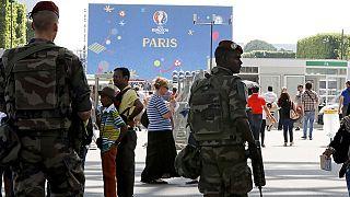 Euro 2016 : les mesures de sécurité renforcées autour des lieux touristiques