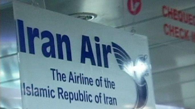 Amerikai Boeing repülőgépeket vásárolna Irán