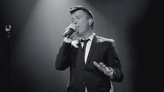 Hearthrob Rick Astley back with a new album '50'