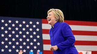 Hillary Clinton décroche l'investiture chez les démocrates