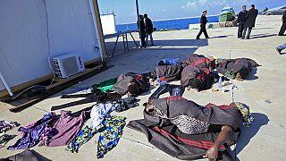 Migrants/Mer Méditerranée : les morts en chiffres