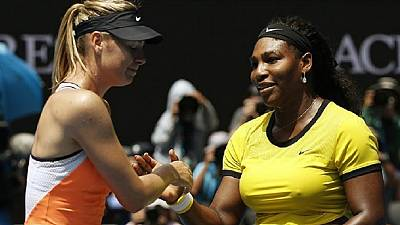 Serena topples Sharapova to become highest-paid female athlete