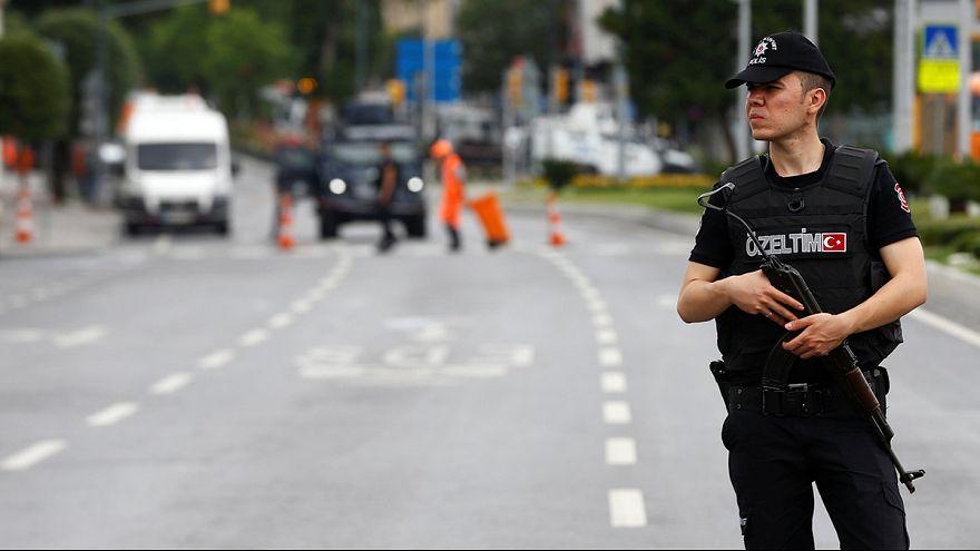 La Turquie en état d'alerte, déjà 12 fois victime du terrorisme cette année