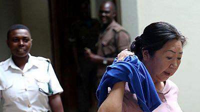 """Tanzanie : le procès de la """"reine de l'Ivoire"""" a été reporté"""