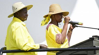 Museveni appoints his wife to key ministry in new cabinet