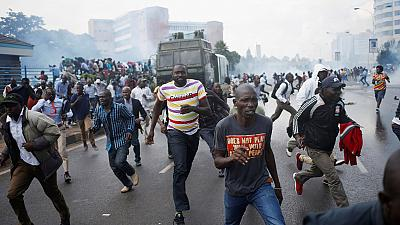 Kenya govt bans all demonstrations to 'save lives and protect properties'