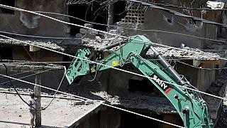 Kenya/Immeuble effondré : cinq personnes ont été inculpées par la justice
