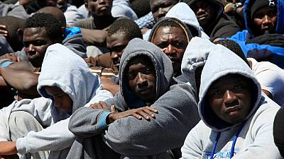 117 migrants secourus au large des côtes libyennes