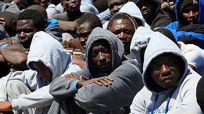 117 migrants secourus au large des côtes libyennes