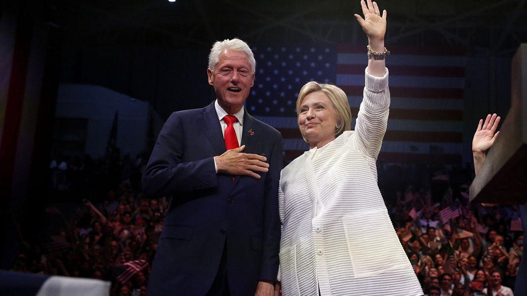 Праймериз в США: Клинтон заявила о своей исторической победе