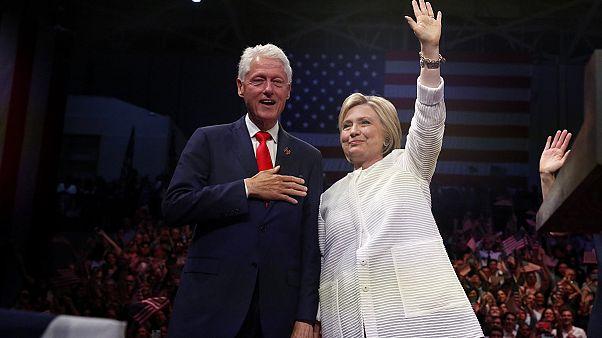 هيلاري كلينتون أول امرأة مرشحة لخوض الرئاسيات الأمريكية