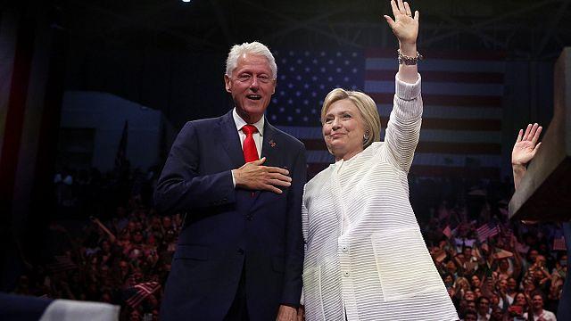 Hillary Clinton başkan adaylığını ilan etti
