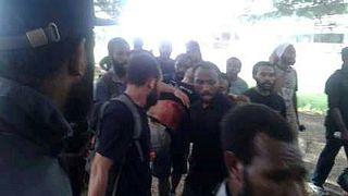 Tüntető diákok közé lőttek a rendőrök
