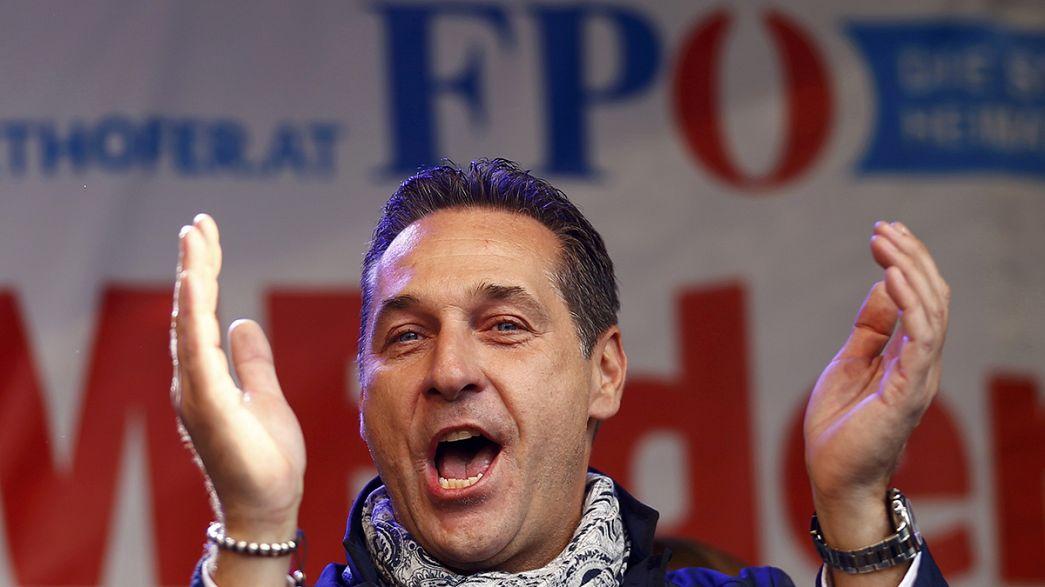 Австрийская партия свободы оспорит президентские выборы