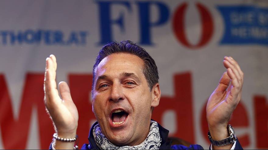 Extrema-direita austríaca recorre do resultado das presidenciais