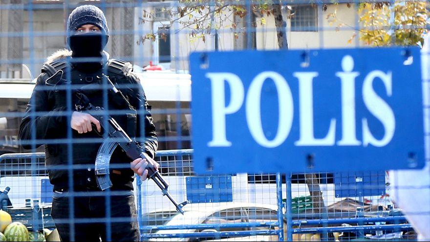 Újabb terrortámadás Törökországban