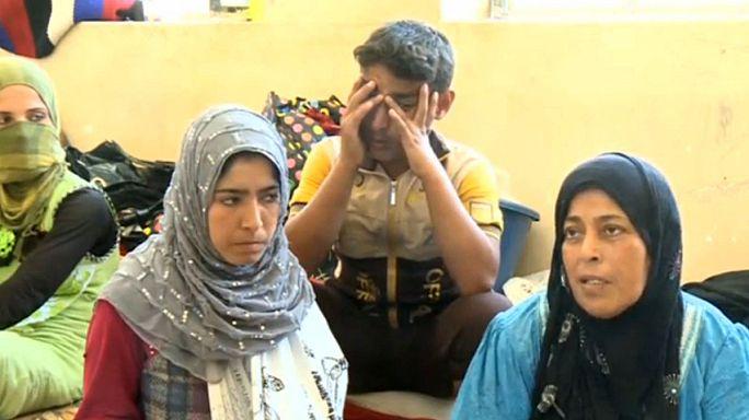 Katasztrófa fenyegeti a Falludzsában rekedt civileket