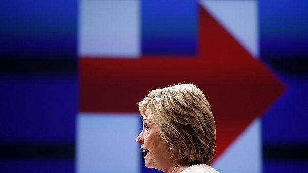 """Nach Vorwahlsieg bei US-Präsidentschaftswahlen: """"Clinton hat eine Herkulesaufgabe vor sich"""""""