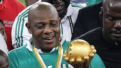 In case you don't know who Stephen Keshi is ...