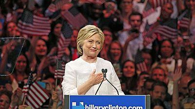 Hillary Clinton remporte les primaires démocrates