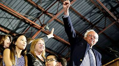 Bernie Sanders to fight on in primaries